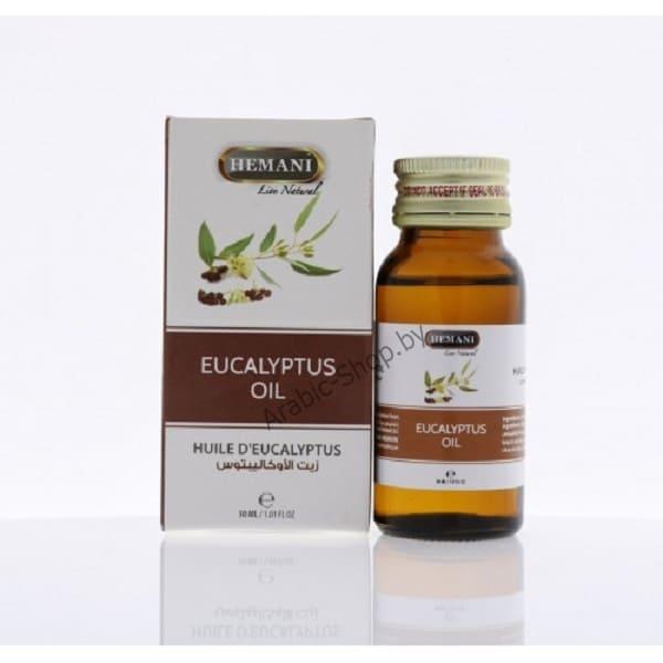 "Масло Эвкалипта ""Hemani Eucalyptus Oil"" (30 мл)"